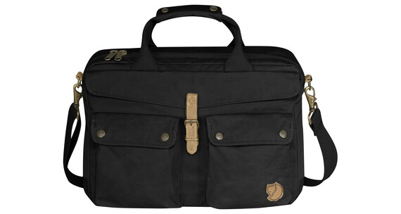 Fjällräven Greenland Briefcase black